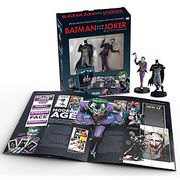 Free Delivery on Batman and the Joker the Best of Enemies Figurine Box Set