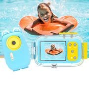 Kids USB Rechargeable Waterproof Digital Camera 2.0 Inch with 8MP HD 1080P Video