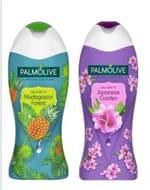 Palmolive Limited Edition Japanese Garden & Madagascar Forest Shower Gel 500ml