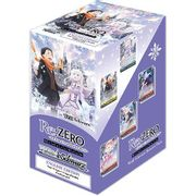 Weiss Schwarz: Re:zero Starting Life in Another World Booster Pack