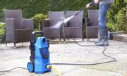 High-Pressure Washer with Optional Cleaning Brush with Free Delivery