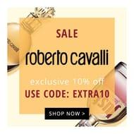 Save an Extra 10% off Calvin Klien , Versace , Roberto Cavalli , Aramis