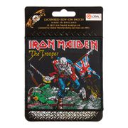 Official Iron Maiden the Trooper Patch (Black)