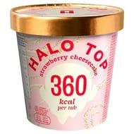 Halo Top Strawberry Cheesecake 473ml