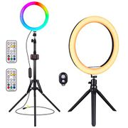 """DEAL STACK - YUNLIGHTS 10"""" Selfie Ring Light + 30% Coupon"""