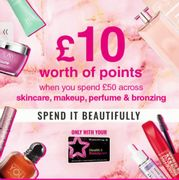 Superdrug Deal Stack £2/£3 + £5 Points + Better Than 1/2 Price + 3 for 2...MORE