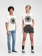 Teen | Red Hot Chili Peppers Graphic Recycled Oversized T-Shirt
