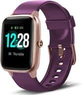 LETSCOM Smart Watch Health & Fitness Tracker