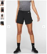 Nike Running Eclipse 5 Inch Short - Black