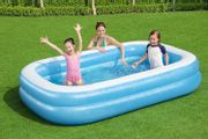 GOING CHEAP! Bestway Paddling Pool, 262 X 175 X 51 Cm