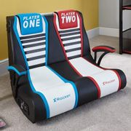 X-Rocker Dual Rivals Double Gaming Chair