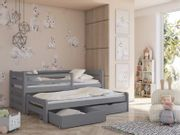 Hodge Bed Frame with Trundle
