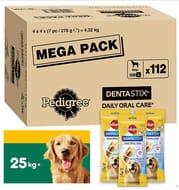 Pedigree Dentastix - Large Dog - 112 Sticks