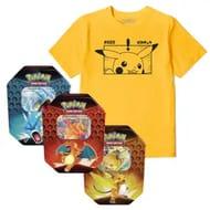 Pokmon Tcg Booster Pack Tin & Tee Bundle