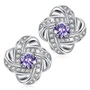 DEAL STACK - Alex Perry Sterling Silver Stud Earrings + 5% Coupon