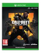 Xbox One Call of Duty: Black Ops 4 £9.87 (Prime) at Amazon