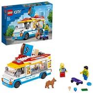 CHEAP PRICE, SAVE £5 | LEGO CITY - Ice-Cream Truck - 60253