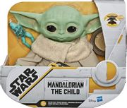 Star Wars the Child Talking Plush Toy - BABY YODA (Disney / Hasbro)