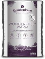 BEST EVER PRICE Slumberdown Wonderfully Warm Multi-Zone Single Electric Blanket
