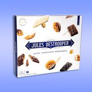 6 X Jules Destrooper Chocolate Experience Assorted Biscuits 200g Boxes
