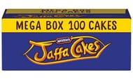 McVitie's Jaffa Cakes Mega Box 100 Pack