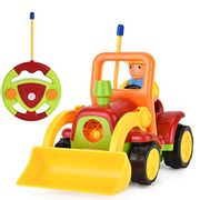 Home Holic Remote Control Construction Toddlers Toy Car - Only £8.99!