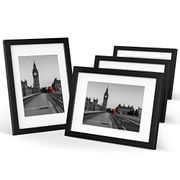 PRETTY SEE Black A4 Photo Frames - Only £11.49!