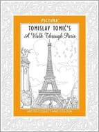 Pictura: A Walk through Paris (Black-and-White Artworks to Colour)