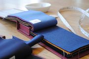 Order Five Luxurious Suit Material Swatches
