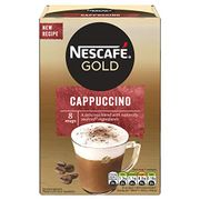 Nescafe Gold Cappuccino Sachets Delivered with Prime