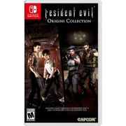 Resident Evil Origins Collection Nintendo Switch - Only £23.99!