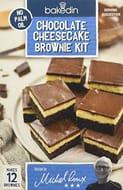 Bakedin Chocolate Cheese Cake Brownie Kit