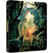 The Jungle Book (Live Action) Zavvi Exclusive 4K UHD Steelbook - Only £14.99!