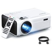Crosstour Mini Portable Video Projector - Only £59.99!