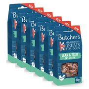BUTCHER'S Lean & Tasty 20% Less Fat, Made with Chicken, Naturally Meaty Treats