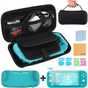 Zacro Carry Case Kit for Nintendo Switch Lite - Only £6.29!