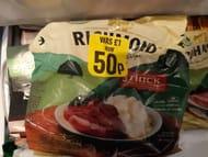 8 Pack Richmand Irish Recipe Sausage