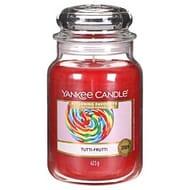 Yankee Candle Returning Favourite Tutti Frutti Large Jar Candle