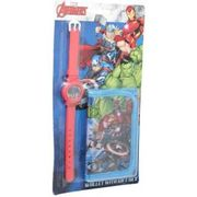 Marvel Avengers Digital Watch & Wallet