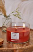 Natures Wick by Woodwick Three Wick Tumbler Maplewood