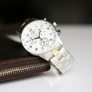 Save £100. Your Own Handwriting Engraved on This Beautiful Watch