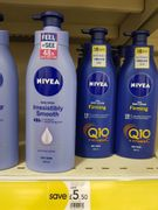 Nivea Q10 Vitamin C Firming Light Body Lotion 400ml