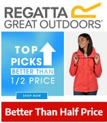 Fleece, Jackets, Trousers - BETTER THAN HALF PRICE DEALS