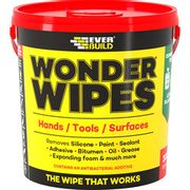Everbuild Multi Use Wonder Wipes 300 Wipes