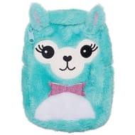 Sparkle Pop Llama Plush Mini Backpack Pencil Case