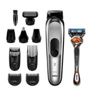 Braun 10-in-1 MGK7220 Beard Trimmer, Body Grooming Kit & Hair Clipper