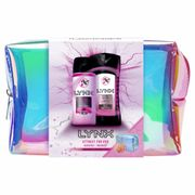 Lynx Attract for Her Holographic Washbag & Shower Puff