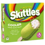 Skittles Cooler Sour Fruity Ice Cream 3