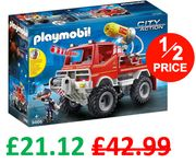 Playmobil City Action - FIRE TRUCK (9466) + FREE DELIVERY