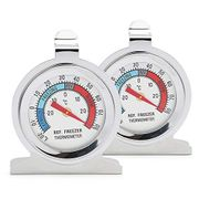 Prime Deal! 2 Piece Fridge Thermometers